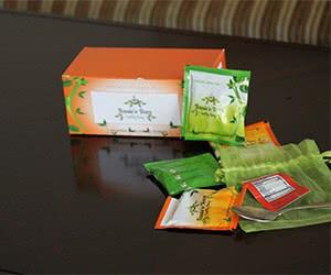 Free Tessie's Tea Samples
