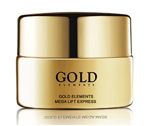 Free Gold Elements Mega Lift Express Cream Sample
