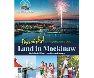 Free Mackinaw Area Vacation Guide
