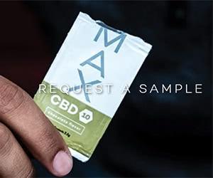 Free Coromega MAX CBD Squeeze Shot Sample