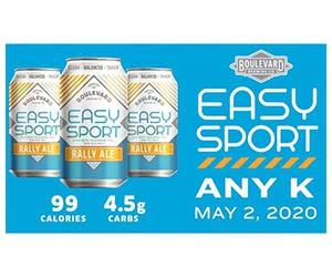 Free Easy Sport Koolie And Sweatband