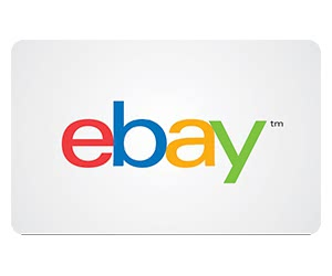 Free $250 Visa Gift Card To Shop On eBay