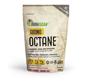 Free Iron Vegan Vegan Amino Acids Supplement