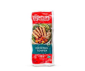 Free Lightlife Organic Original Tempeh