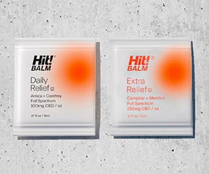Free Hit! Balm Extra Strength Sample Packet