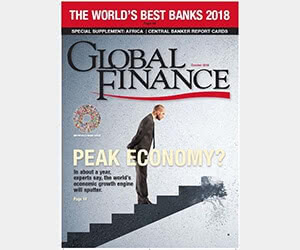 "Free ""Global Finance"" Magazine Subscription"