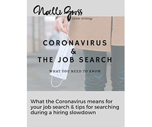 "Free Guide: ""Coronavirus and the Job Search: What You Need to Know"""