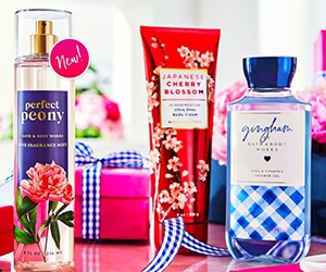 Free Bath & Body Works Full-Sized Creams, Lotions And More