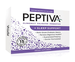 Free Peptiva Probiotics 15-Day Sample
