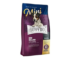 Free Happy Dog Food Bag Sample