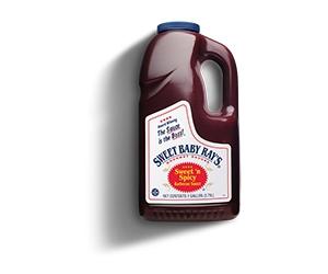 Free Sweet Baby Ray's Sauce Sample
