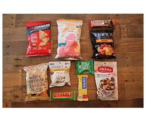 Free GoJava Snack Box With 10 Snacks