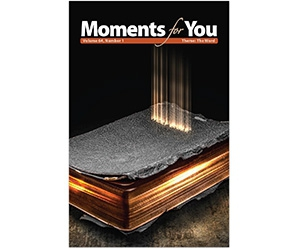 "Free MWTB ""Moments For You"" Magazine And Gospel Tracts"