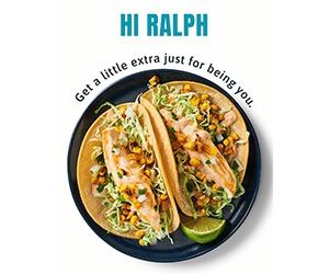 Free Rubios Taco + Birthday Reward