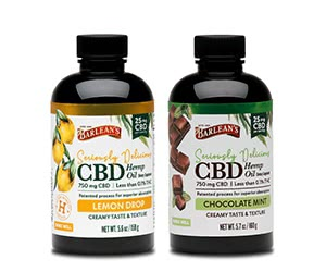 Free Barlean's Seriously Delicious CBD Hemp Oil