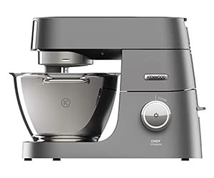 Win A Kenwood Chef Titanium Kitchen Machine