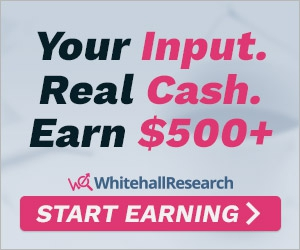 Earn Cash For Your Opinion