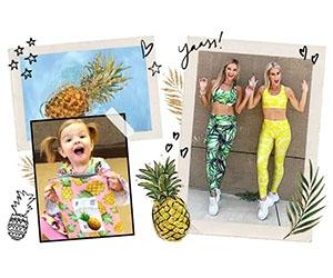 Free Pineapple Clothing For Ambassadors