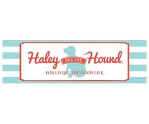Free Haley Hound Stickers