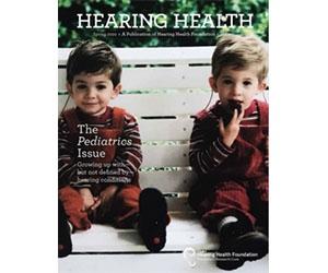 Free Hearing Health Foundation Quaterly Magazine Digital Copy