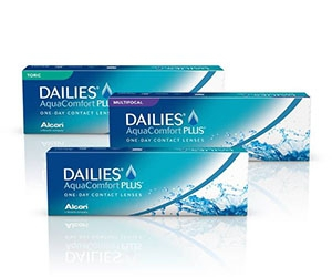 Free Dailies Contact Lenses