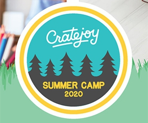 Free Cratejoy Online Summer Camp Participation