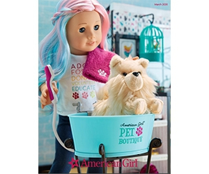 Free American Girl Catalogue
