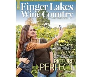 Free Finger Lakes Wine Country Magazine Digital Copy