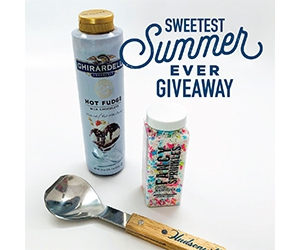 Win A Hudsonville Ice Cream Swag Kit
