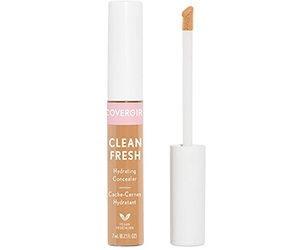 Free Covergirl Clean Fresh Setting Spray And Concealer