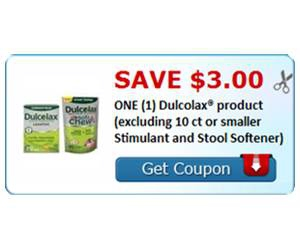 Save $3.00 ONE (1) Dulcolax® product