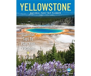 Free Yellowstone Trip Planner Kit