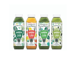 Free Cold-Pressed Juice Samples from Garden