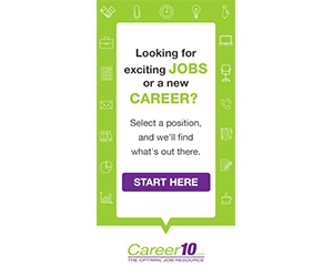 Looking for exciting jobs or a new career?