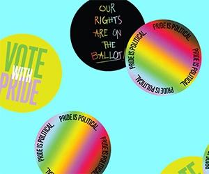 Free Pride Sticker