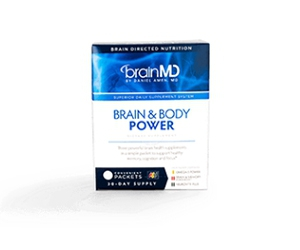 Free BrainMD Nutritional Supplement Trial Pack