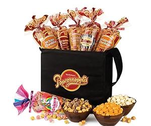 Free Popcornopolis 6 Full-Sized Popcorn Packs Sample Kit