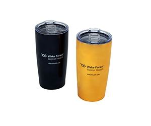 Free Travel Mug From Wake Forest Baptist Health