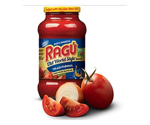 Free Ragu Sauce With Olive Oil