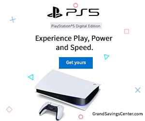 Free Sony PlayStation 5