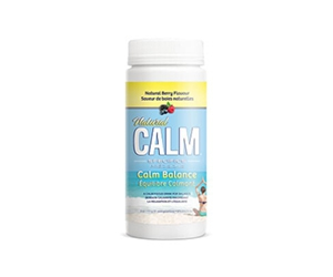 Free Natural Focus Supplement From Natural Calm