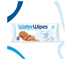 Free WaterWipes Packs For Infants, Toddlers, And Children