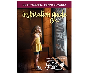 Free Gettysburg Inspiration Guide