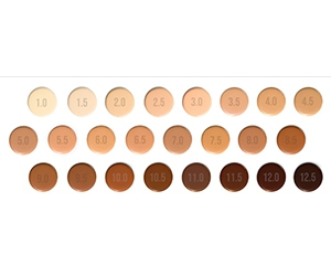 Free Foundation Matching Samples From Beauty Creations
