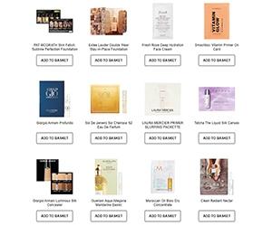 Free Sephora Beauty Samples