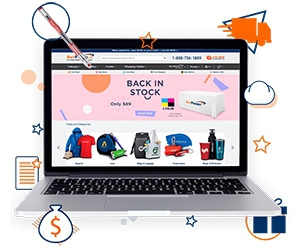 Free Bags, Wallets, Towels, Notebooks And More From AnyPromo
