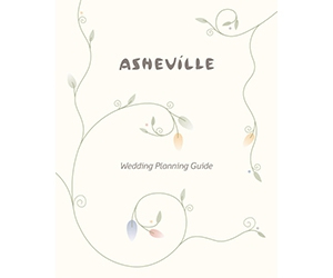 Free Asheville CVB Wedding Planning Guide