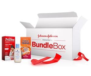 Free Johnson & Johnson Pediatrics BundleBox