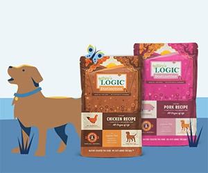 Free Nature's Logic Dog Food Bag