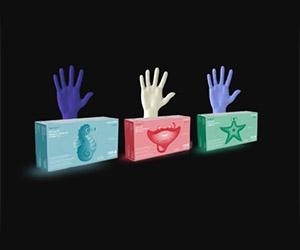 Free Ventyv Disposable Nitril Gloves Pack